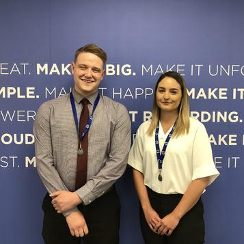 CT Welcomes Two New Joiners