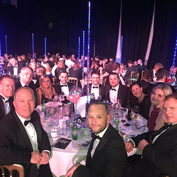 CT named 'Employer of the Year' at the 2019 Sheffield Business Awards